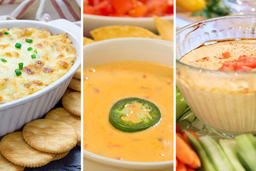 Don't Miss These Delicious Dips!