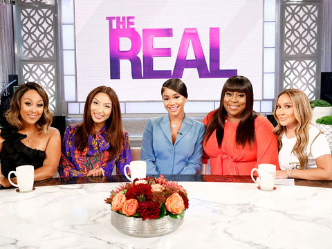 Wednesday on 'The Real': Saweetie, Aubrey Anderson-Emmons