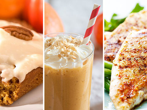 The Perfect Pumpkin Season Recipes!