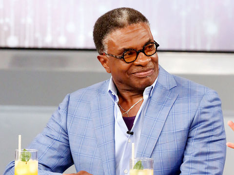 Keith David's Angry Fan Encounter