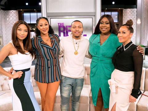 Monday on 'The Real': Bow Wow