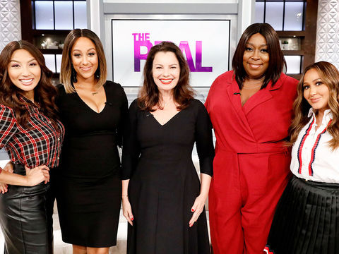 Thursday on 'The Real': Fran Drescher