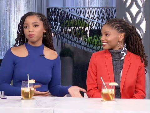 FULL INTERVIEW: Chloe x Halle on Beyoncé & Their Crushes – Part 2