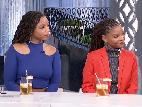 FULL INTERVIEW: Chloe x Halle on Beyoncé & Their Crushes – Part 1