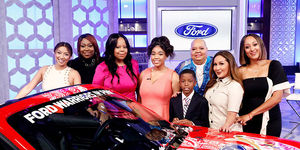 Breast Cancer Survivor Wins Ford Mustang!