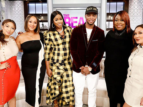 Thursday on 'The Real': Remy Ma, Papoose