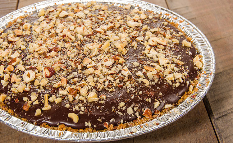 Potato Chip Chocolate Pie