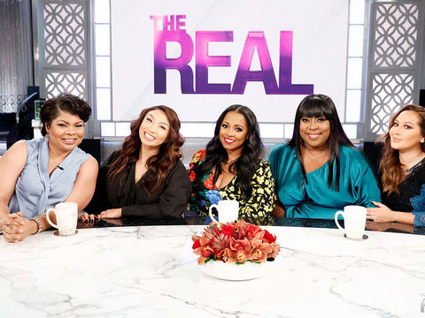 Wednesday on 'The Real': April Ryan, Keshia Knight Pulliam