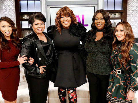 Thursday on 'The Real': Kym Whitley