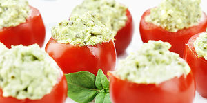 BLT Tomato Poppers Recipe