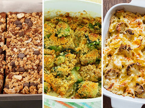 Healthier Food Options for the Holiday Season!