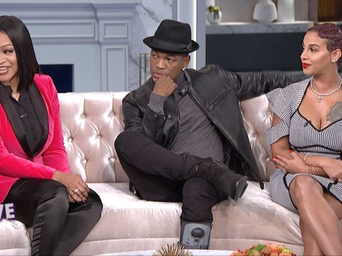 Monyetta Shaw and Crystal Smith Clarify The Timing of Crystal's Relationship…