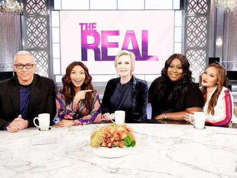 Tuesday on 'The Real': Dr. Drew Pinksy, Jane Lynch, Monyetta Shaw, Ne-Yo,…