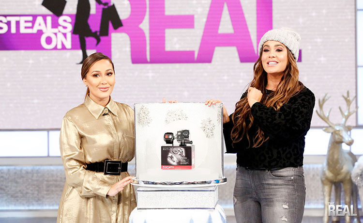 Let's Go Holiday Shopping with Steals on The Real!