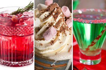 Holiday-Inspired Drinks!