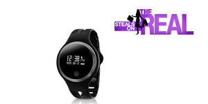 The Real Shop SmartFit Pal Trainer Watch Giveaway
