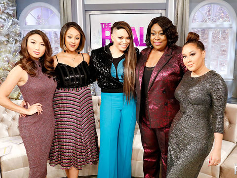 Tuesday on 'The Real': Tisha Campbell