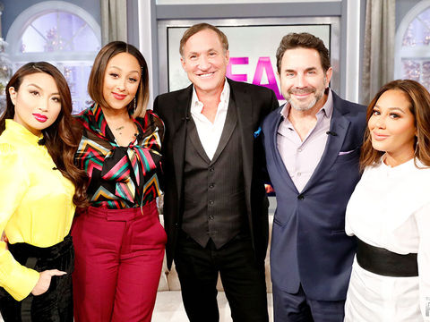 Wednesday on 'The Real': Dr. Paul Nassif & Dr. Terry Dubrow