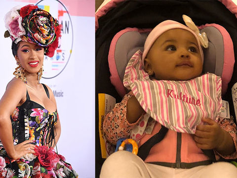 Cardi B Shares First Picture of Baby Kulture! Plus, All the Other Star Babies…