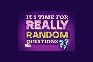 Ask Your Really Random Questions!