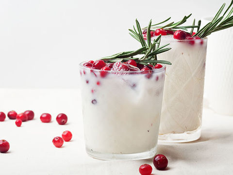 Winter Wonderland Cosmo Recipe