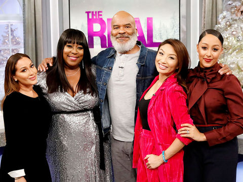 Friday on 'The Real': David Alan Grier