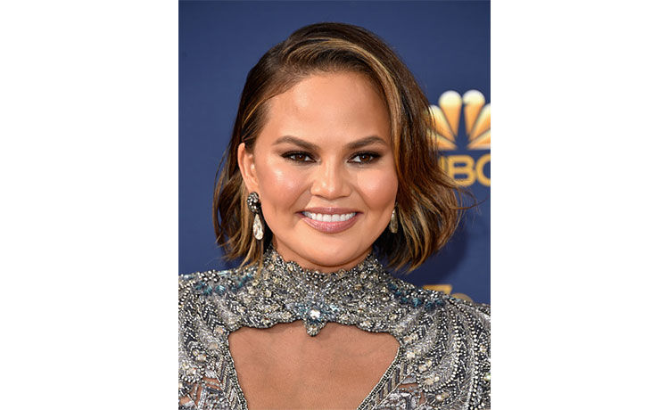 Chrissy Teigen Gets Candid About Accepting Her Post-Pregnancy Body