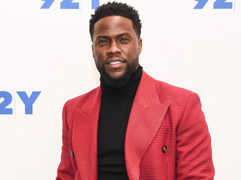 Kevin Hart Suffers 'Major Back Injuries' in Car Accident