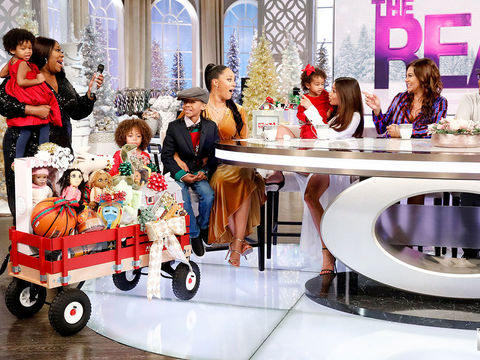 Bobby Brown and His Family Share Their Holiday Traditions
