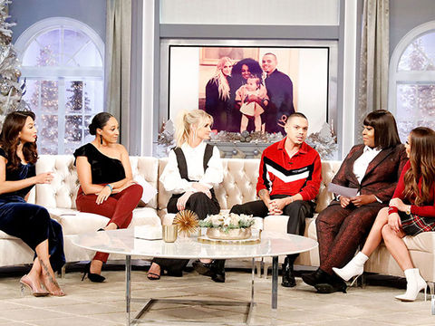 Ashlee Simpson & Evan Ross Talk Marriage, and Loni Tears Up Discussing…