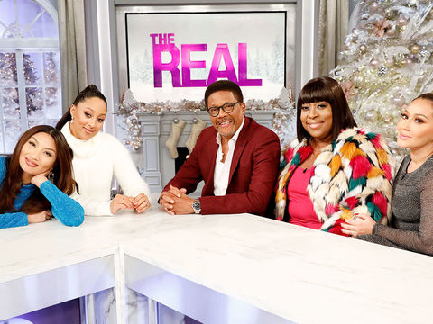 Friday on 'The Real': Judge Mathis