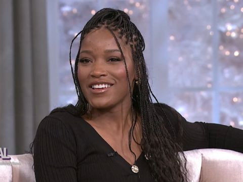 FULL INTERVIEW: Keke Palmer on Being a 'Big Boss'