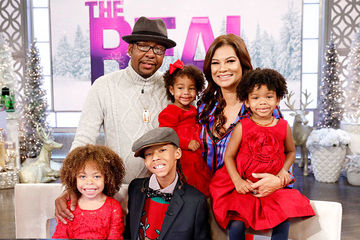 Bobby Brown, Alicia Etheredge-Brown & Family