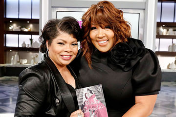 April Ryan, Kym Whitley