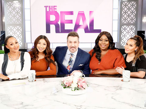 Tuesday on 'The Real': Joey Fatone