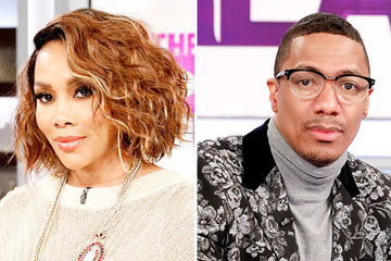 Vivica A. Fox, Nick Cannon