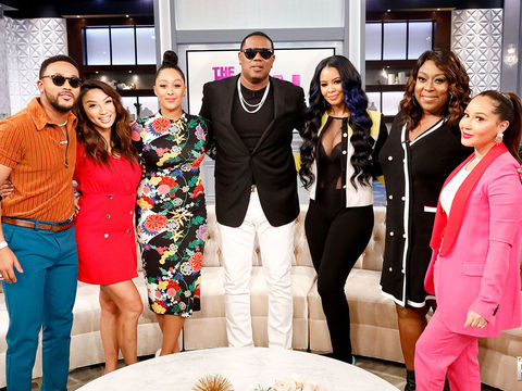 Thursday on 'The Real': Jermaine Dupri, Master P, Vanessa Simmons, Romeo Miller