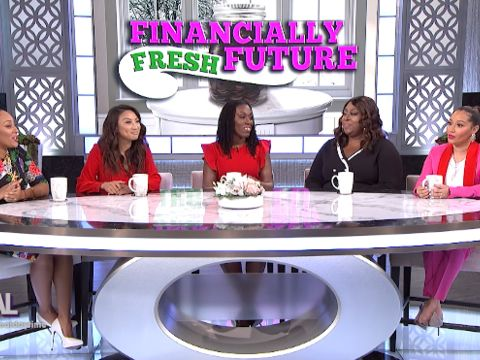 Part 2 - Financially Fresh Future!