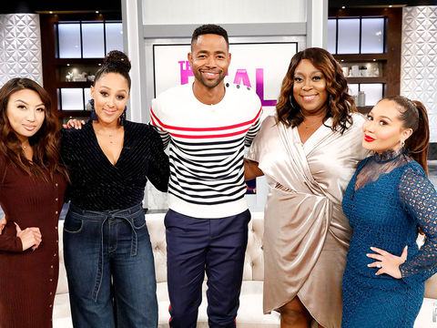 Thursday on 'The Real': Jay Ellis