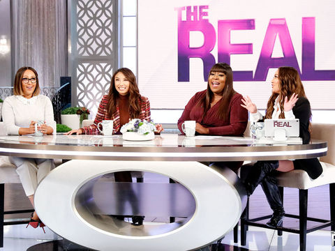 The Hosts Of The Real Put Those Rumors Down