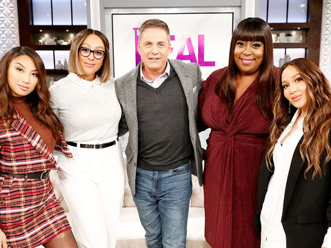 Tuesday on 'The Real': Mark L. Walberg