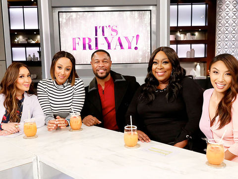 Friday on 'The Real': Tank