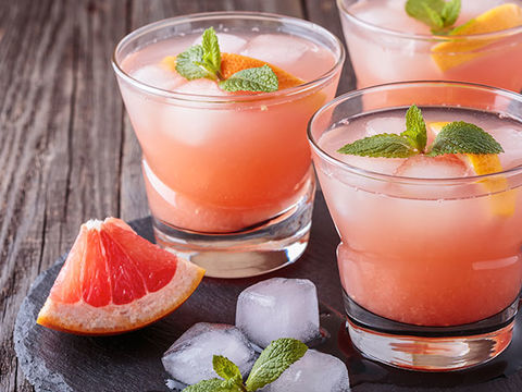 Grapefruit Ginger Delight Recipe
