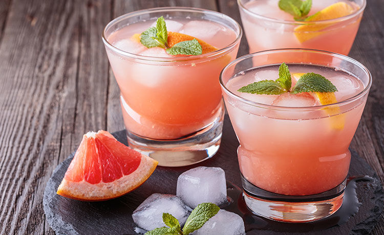 Grapefruit Ginger Delight