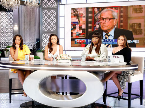 Adrienne Does Not Accept Tom Brokaw's Apology and She Has a Few Things To Say…