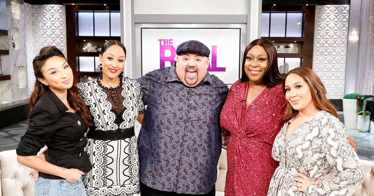 Wednesday on 'The Real': Gabriel 'Fluffy' Iglesias