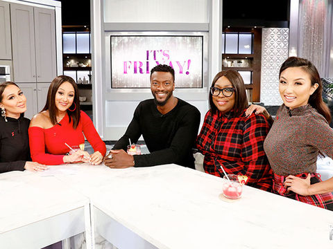 Friday on 'The Real': Aldis Hodge
