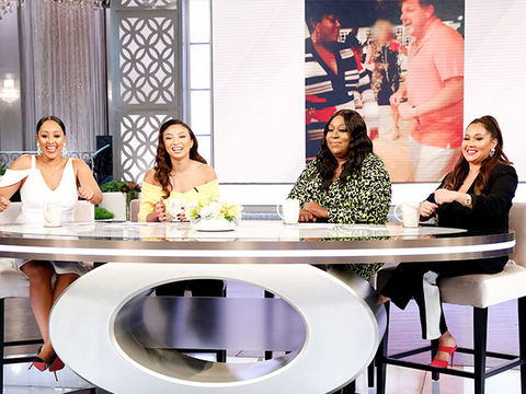 Loni and Tamera Joke About Dancing With Their Men
