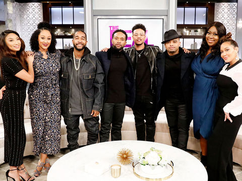 Monday on 'The Real': B2K