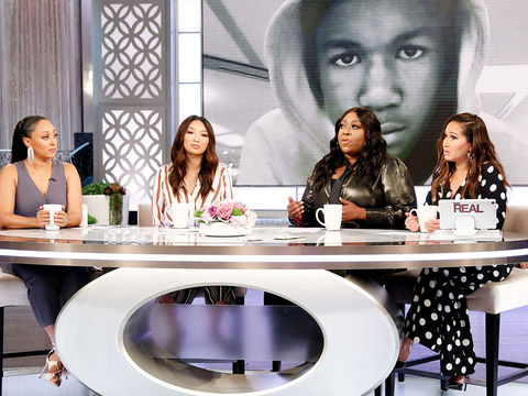 "The Hosts On Liam Neeson Racist Controversy: ""Violence Helps No One."""